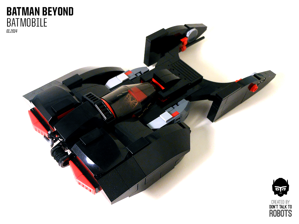 lego dimensions batmobile instructions step by step